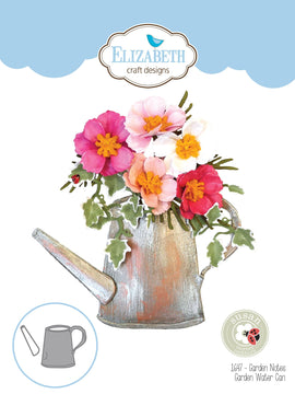 Elizabeth Craft Designs - Dies - Garden Water Can