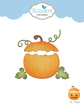 Elizabeth Craft Designs - Dies - Pumpkin
