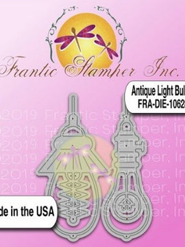 Frantic Stamper - Dies - Antique Light Bulbs