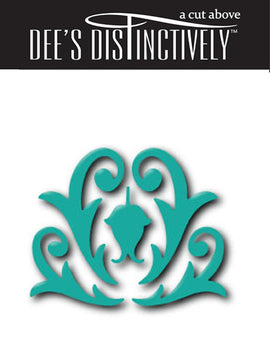 Dee's Distinctivley Dies - Flourish Set 2