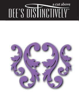 Dee's Distinctivley Dies - Flourish Set 3
