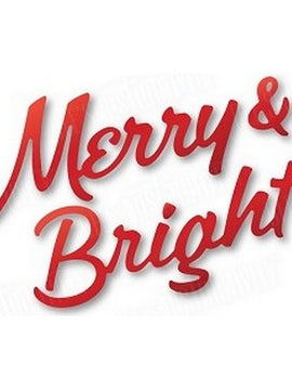 Dee's Distinctively Dies - Merry & Bright