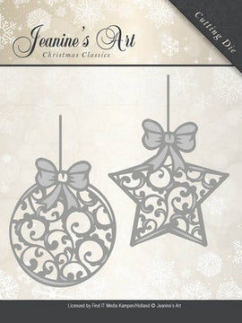 Jeanine's Art - Dies - Christmas Classics - Christmas Ornaments