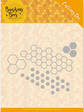 Jeanine's Art - Dies - Hexagon Set