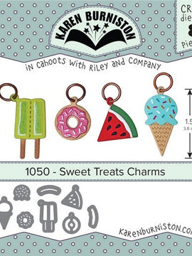 Karen Burniston - Dies - Sweet Treats Charms