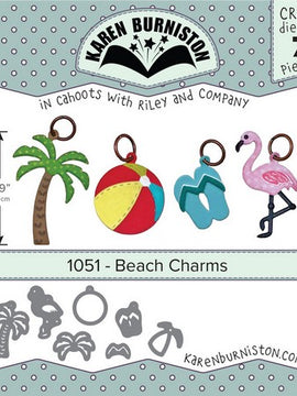 Karen Burniston - Dies - Beach Charms