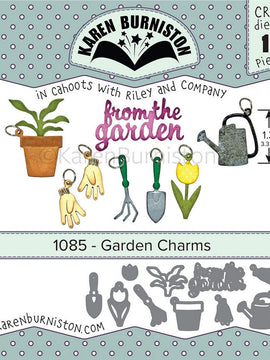 Karen Burniston - Dies - Garden Charms