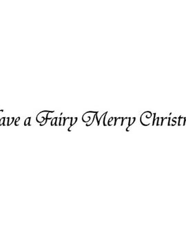 Lavinia Stamp - Fairy Merry Christmas
