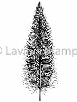 Lavinia Stamp - Feather