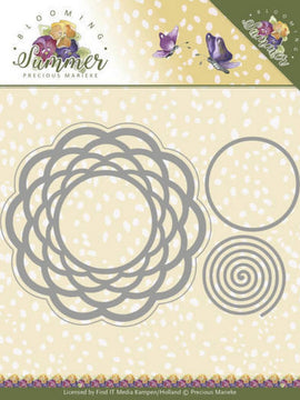 Precious Marieke - Dies - Blooming Summer - Braided Circle