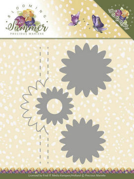 Precious Marieke - Dies - Blooming Summer - Pop-up Flower 1