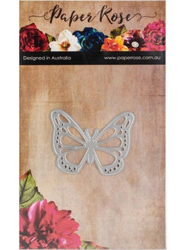 Paper Rose - Dies - Vanessa Butterfly Small