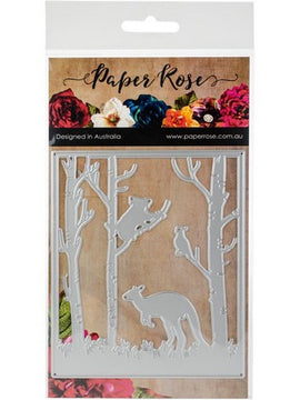 Paper Rose - Dies - Kangaroo In Forest