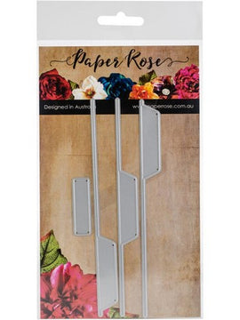 Paper Rose - Dies - File Tabs