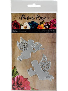 Paper Rose - Dies - Garden Fairies