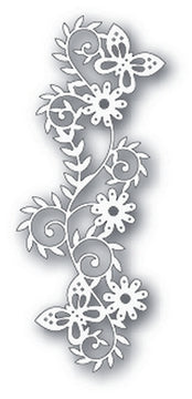 Tutti Designs - Dies - Butterfly Scroll