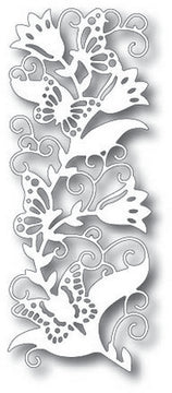 Tutti Designs - Dies - Butterfly Vine Border