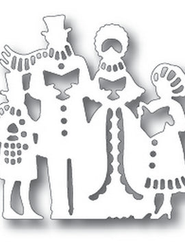 Tutti Designs - Dies - Caroler Family