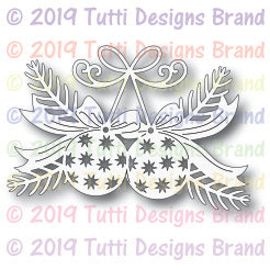 Tutti Designs - Dies - Bauble Swag