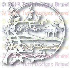 Tutti Designs - Dies - Asian Landscape