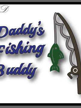 Cheapo Dies - Daddy's Fishing Buddy