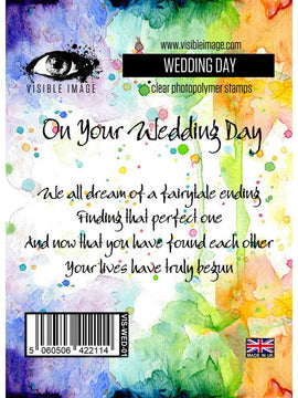 Visible Image - Stamps - Wedding Day