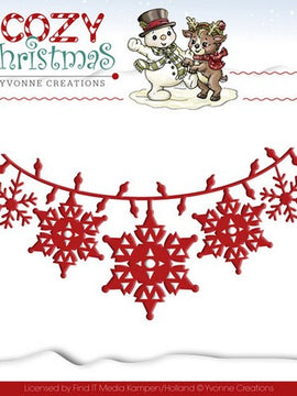 Yvonne Creations - Dies - Christmas Lights