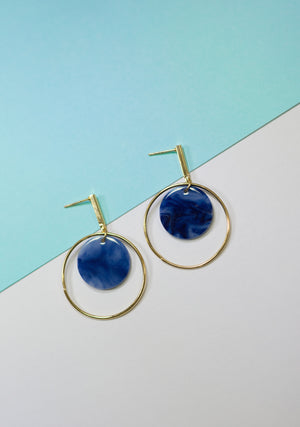 Aludra Stud Earrings