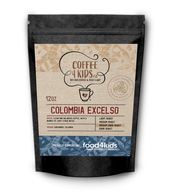 COLOMBIA EXCELSO - MEDIUM DARK ROAST