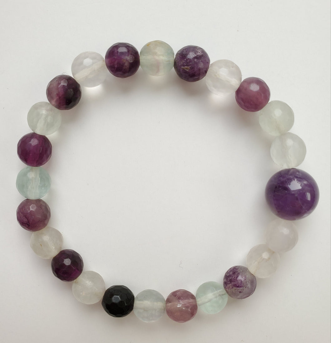 Clarity with Fluorite