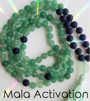 Mala Activation Session