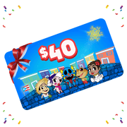 Gift card para regalar juegos [DIGITAL]