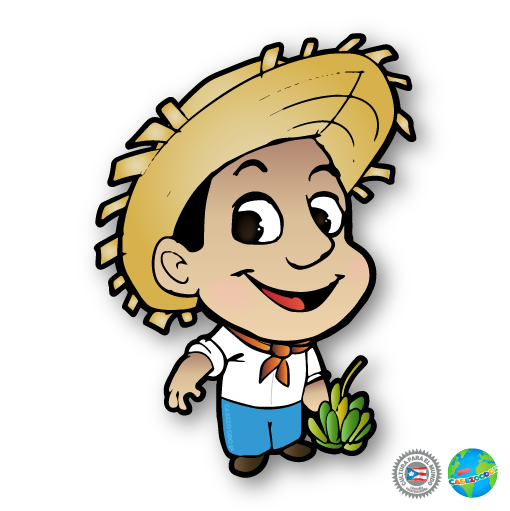 Sticker: Juan Jibarito