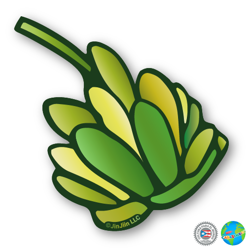 Sticker: Plátano