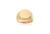 Ring Follina - 18k gold plated with white zirconia (48)