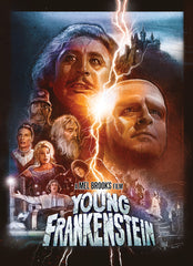 Skuzzles Young Frankenstein by Paul Shipper