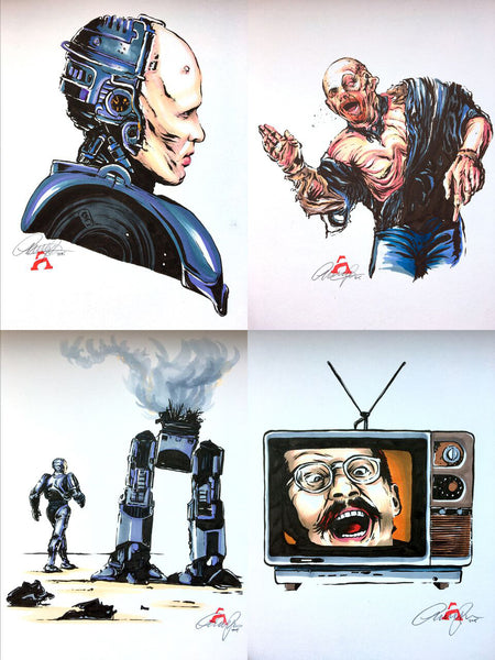 RoboCop originals 1 of 1 by anthony petrie - Skuzzles