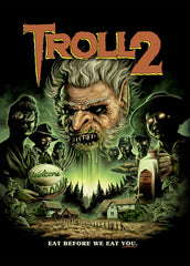 Skuzzles Troll 2 - BluRay DVD - Slasher Design