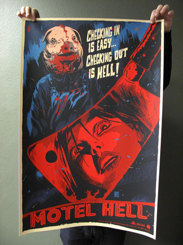 Motell Hell by Francesco Francavilla Regular