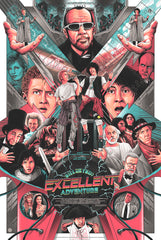 Bill and Teds Excellent Adventure - Regular Edition - 2017