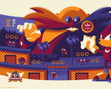 Sonic The Hedgehog Video Game Poster - Regular Edition