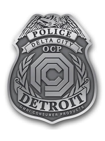Pin - Delta City Police - OCP