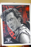 Limited edition screen print movie poster - jeff boyes  - Army Of Darkness - Regular