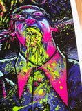 Limited edition screen print movie poster - Class Of Nuke Em High - Variant