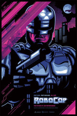 RoboCop by James White (Signal Noise) - Skuzzles 2016