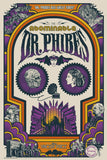 Limited edition screen print movie poster - ghoulish gary - The Abominable Dr. Phibes (1971)