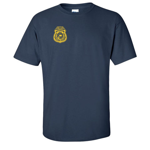 Tshirt - Delta City Police Badge - OCP - TSHIRT