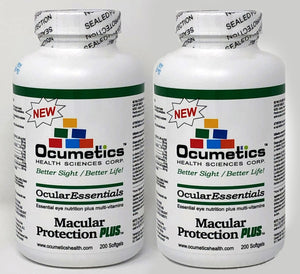Macular Protection PLUS -dual pack