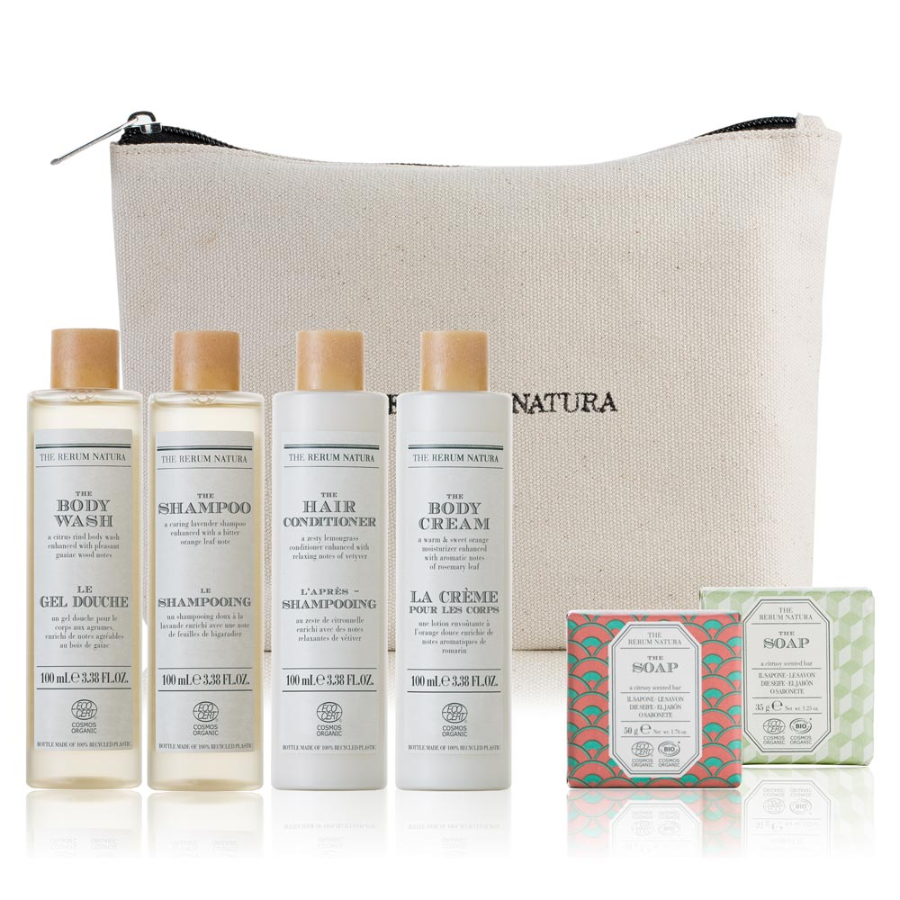 THE TRAVEL KIT, THE RERUM NATURA