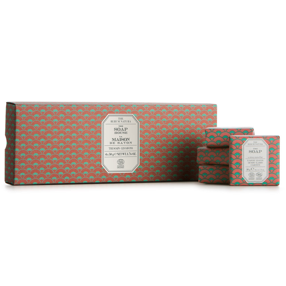 THE RERUM NATURA SOAP HOUSE KIT